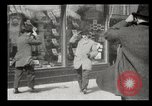 Image of pedestrians New York United States USA, 1903, second 7 stock footage video 65675073423