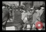 Image of pedestrians New York United States USA, 1903, second 11 stock footage video 65675073423
