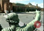 Image of Lenin's Tomb Moscow Russia Soviet Union, 1970, second 2 stock footage video 65675073439