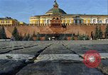 Image of Lenin's Tomb Moscow Russia Soviet Union, 1970, second 1 stock footage video 65675073441