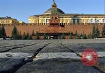 Image of Lenin's Tomb Moscow Russia Soviet Union, 1970, second 4 stock footage video 65675073441