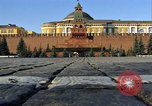 Image of Lenin's Tomb Moscow Russia Soviet Union, 1970, second 10 stock footage video 65675073441