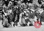 Image of Cloud dance by Tewa Native American Indians of San Ildefonso Pueblo San Ildefonso Pueblo New Mexico USA, 1929, second 10 stock footage video 65675073459
