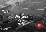 Image of steam catapult United States USA, 1954, second 4 stock footage video 65675073517