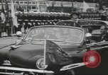 Image of Queen Elizabeth II Washington DC USA, 1955, second 4 stock footage video 65675073536