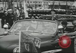 Image of Queen Elizabeth II Washington DC USA, 1955, second 5 stock footage video 65675073536