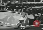 Image of Queen Elizabeth II Washington DC USA, 1955, second 8 stock footage video 65675073536