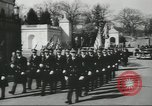 Image of full honor funeral Washington DC USA, 1955, second 3 stock footage video 65675073538