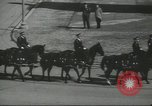 Image of full honor funeral Washington DC USA, 1955, second 5 stock footage video 65675073538