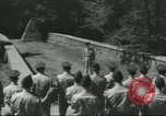 Image of Civil War Battlefield Washington DC USA, 1955, second 12 stock footage video 65675073541