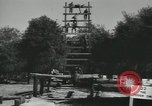 Image of Company E 1st Training Regiment trainees Fort Dix New Jersey USA, 1955, second 3 stock footage video 65675073548