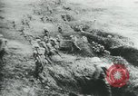 Image of Mechanized warfare in World War European Theater, 1918, second 4 stock footage video 65675073555