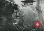 Image of Mechanized warfare in World War European Theater, 1918, second 10 stock footage video 65675073555