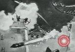 Image of arrows and rockets European Theater, 1955, second 2 stock footage video 65675073557