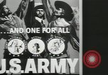 Image of army components United States USA, 1955, second 10 stock footage video 65675073575