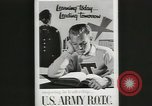 Image of Reserve Officer's Training Corps United States USA, 1955, second 11 stock footage video 65675073576