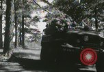 Image of United States Army Airborne School Fort Benning Georgia USA, 1958, second 3 stock footage video 65675073589