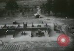Image of United States Army Infantry School Fort Benning Georgia USA, 1958, second 3 stock footage video 65675073591