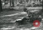 Image of infantrymen United States USA, 1928, second 3 stock footage video 65675073597