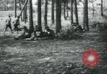 Image of infantrymen United States USA, 1928, second 6 stock footage video 65675073597