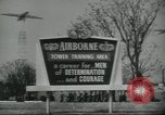 Image of United States Army Airborne soldiers United States USA, 1955, second 3 stock footage video 65675073603