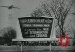 Image of United States Army Airborne soldiers United States USA, 1955, second 5 stock footage video 65675073603