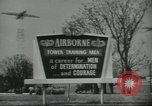 Image of United States Army Airborne soldiers United States USA, 1955, second 9 stock footage video 65675073603
