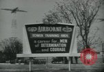 Image of United States Army Airborne soldiers United States USA, 1955, second 10 stock footage video 65675073603