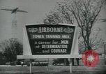 Image of United States Army Airborne soldiers United States USA, 1955, second 11 stock footage video 65675073603