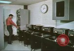 Image of radio station Washington DC USA, 1975, second 1 stock footage video 65675073623