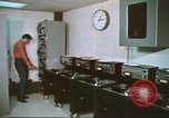 Image of radio station Washington DC USA, 1975, second 2 stock footage video 65675073623