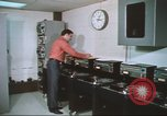 Image of radio station Washington DC USA, 1975, second 7 stock footage video 65675073623