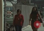 Image of radio station Los Angeles California USA, 1975, second 2 stock footage video 65675073624