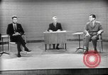 Image of presidential election debate Chicago Illinois USA, 1960, second 11 stock footage video 65675073630