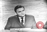 Image of presidential election debate Washington DC USA, 1960, second 3 stock footage video 65675073648