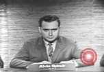 Image of presidential election debate Washington DC USA, 1960, second 7 stock footage video 65675073653