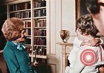Image of Pat Nixon Washington DC USA, 1972, second 6 stock footage video 65675073686