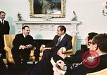 Image of Richard Nixon Washington DC USA, 1972, second 4 stock footage video 65675073687