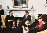 Image of Richard Nixon Washington DC USA, 1972, second 5 stock footage video 65675073687
