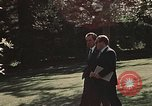 Image of Richard Nixon Washington DC USA, 1972, second 7 stock footage video 65675073688