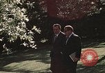 Image of Richard Nixon Washington DC USA, 1972, second 8 stock footage video 65675073688