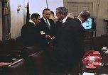 Image of Richard Nixon Washington DC USA, 1972, second 8 stock footage video 65675073689