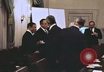 Image of Richard Nixon Washington DC USA, 1972, second 10 stock footage video 65675073689