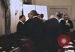 Image of Richard Nixon Washington DC USA, 1972, second 11 stock footage video 65675073689