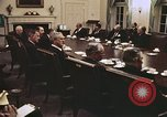 Image of Cabinet members Washington DC USA, 1972, second 11 stock footage video 65675073690