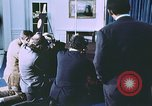 Image of Richard Nixon Washington DC USA, 1972, second 2 stock footage video 65675073691