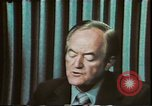 Image of Hubert Humphrey United States USA, 1972, second 5 stock footage video 65675073700