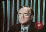 Image of Hubert Humphrey United States USA, 1972, second 7 stock footage video 65675073700