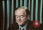 Image of Hubert Humphrey United States USA, 1972, second 8 stock footage video 65675073700