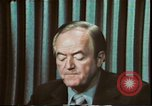 Image of Hubert Humphrey United States USA, 1972, second 9 stock footage video 65675073700